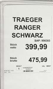 Pelletgrill Traeger Ranger