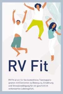 RV Fit - Kostenfreies Trainingsprogramm von der Rentenversicherung mit ein paar Tagen Arbeitsfreistellung