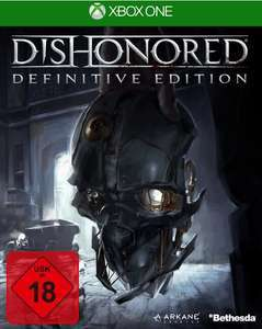 Dishonored - Definitive Edition (Xbox One) für 5€ (Müller Abholung)