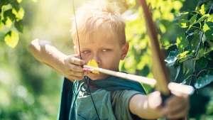 Dorsten gratis Workshop Kinder/Jugendliche : Intuitives Bogenschießen Oktober 2021