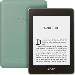 "Kindle Paperwhite 6"" eBook-Reader 8GB WiFi (1.448 x 1.072, Touchscreen, wasserfest, mit Werbung) // 32GB 89,99€ // 32GB Mobilfunk 139,99€"