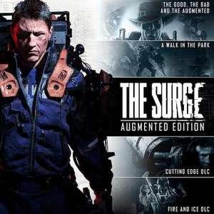 The Surge Augmented Edition (Steam & GOG) für je 6,82€ (Gamesplanet)
