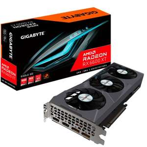 GIGABYTE Radeon RX 6600XT Eagle 8GB Grafikkarte