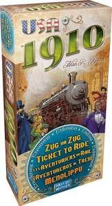 Brettspiel Zug um Zug - Erweiterung USA 1910 [Thalia KultClub]