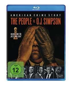 American Crime Story: The People v. O.J. Simpson - Season 1 (Blu-ray) für 8,99€ (Media Markt Abholung)