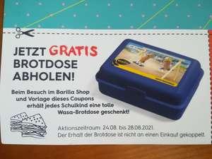 (offline, lokal Celle) gratis Brotdose für Schulkinder