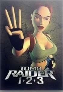 Tomb Raider 1+2+3 Bundle (PC) für 1,99€ (GOG)