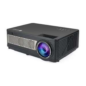[Otto] LA VAGUE LV-HD400 LED-Beamer (3200 lm, 1000:1, 1920 x 1080 px, Full HD, ideal zum Streamen von Netflix)