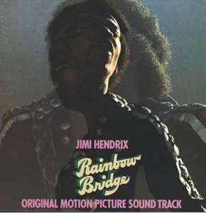 (Prime) Jimi Hendrix - Rainbow Bridge - Original Motion Picture Soundtrack (Vinyl LP)
