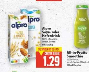 [ECENTER Region Minden-Hannover] Alpro Haferdrink   Not M*LK 1,29€ (Oatly Barista Alternative)