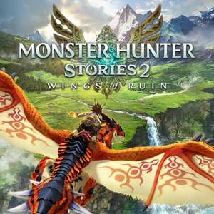 Monster Hunter Stories 2: Wings of Ruin (Steam) für 30,69€ (CDKeys)