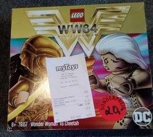 [Lokal Berlin, Spandauer Arcaden, MyToys] Lego 76157 Wonder Woman vs Cheetah