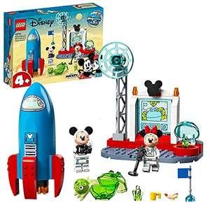 LEGO Mickys und Minnies Weltraumrakete (10774) für 13,72€ (Amazon Prime)