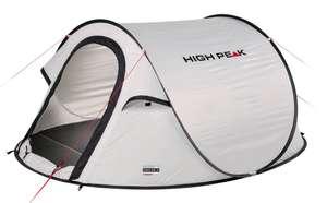 Camping Deals bei Maingau: z.B. High Peak Vision 3 Wurfzelt für 49,63€ bzw. 38,56€   High Peak Alfena 3.0 Kuppelzelt für 115€ bzw. 80€