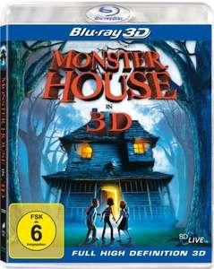 Monster House 3D (Blu-ray 3D) für 5,99€ (Media Markt Abholung & Amazon Prime)