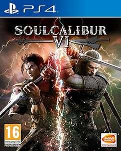 SoulCalibur VI (PS4) für 11,92€ (Amazon ES)