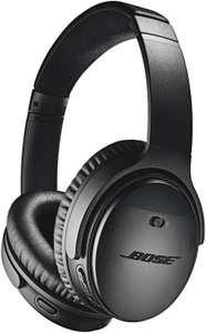 Bose BOSE QuietComfort 35 II Wireless - Over Ear Noise Cancelling Kopfhörer (ANC, 20h Akku, Bluetooth, NFC) Schwarz