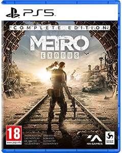 Metro: Exodus Complete Edition (PS5) für 28,45€ (Amazon.es)
