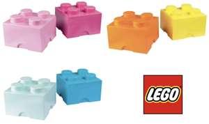 2 Stück LEGO 4118 Aufbewahrungsbox stapelbar für zusammen 19,99€