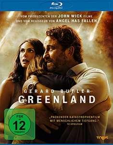 (Amazon Prime) Greenland [Blu-Ray]