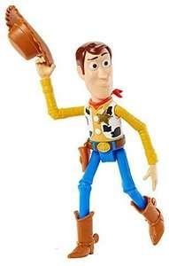 Mattel Disney Pixar Toy Story 4 Sheriff Woody Spielfigur, Größe 17 cm [Amazon Marketplace]