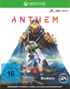 Anthem (Xbox One) für 5€ (Müller Abholung)