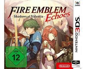 Fire Emblem Echoes: Shadows of Valentia (3DS) für 5€ (Müller Abholung)