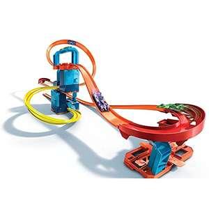 Hot Wheels Unlimited Mega Beschleuniger Set (GLC97) für 46€ (Amazon & Müller Abholung)