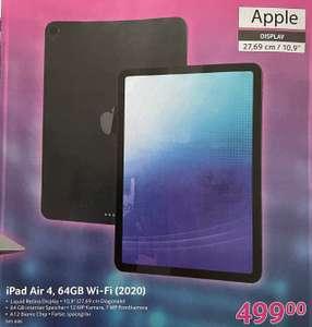 [Corporate Benefits + SELGROS] iPad Air 4 (2020) mit 64GB für 499,80€ (26.08. - 08.09.)