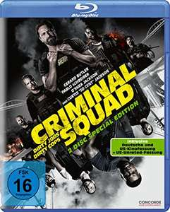 Criminal Squad - Dirty Jobs - Dirty Cops (2 Disc Special Edition Blu-ray) für 5,58€ (Amazon Prime)