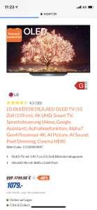 LG OLED55B19LA.AEU - Expert in Wertheim auswählen