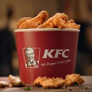 KFC Gutscheine (Bis 50%) Gültig bis 17.10.2021/12.11.2021
