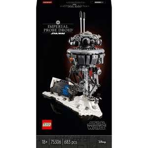[Galeria Kundenkarte] LEGO Star Wars - 75306 Imperialer Suchdroide - Weitere Kombinationen möglich z.b 75310+75311 für 40,98€!