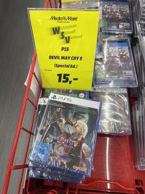 [LOKAL] Berlin Tempelhofer Hafen - Media Markt: Devil May Cry 5 Special Edition (PS5) für 15 Euro / Demon's Souls (PS5) für 44 Euro