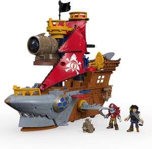 Mattel Hai-Maul Piraten-Schiff für 43,69€ (El Corte Ingles)