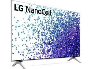"LG 43NANO779PA Fernseher (43"", UHD, VA, 60Hz, Direct LED, 3x HDMI 2.0, eARC, 2x USB 2.0, webOS 6.0)"