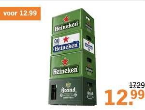 [GRENZGÄNGER NL - Albert Heijn] Kasten Heineken oder Brand-Pils für 16,89€ (LT 1,80€)