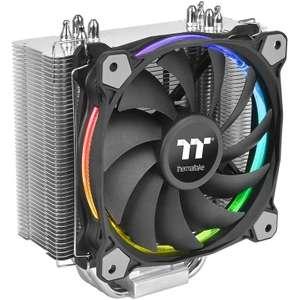 [okluge] Thermaltake Riing Silent 12 RGB Sync Edition CPU Kühler | 120mm PWM | RGB 4 Pin | 4 Heatpipes