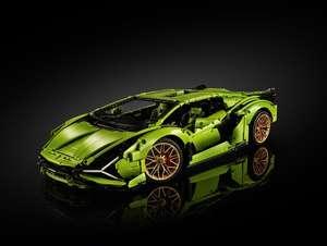 [ MyToys / App only! ] LEGO® Technic ( 42115 ) - Lamborghini Sián FKP 37