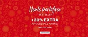 Heute gibts bei Deerberg noch mal 30% auf alle Sale Produkte