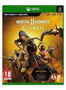 Mortal Kombat 11: Ultimate (Xbox One) für 23,57€ (Amazon IT)