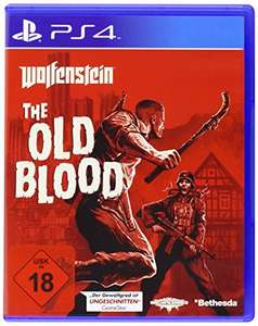 (PS4) Wolfenstein: The Old Blood (Amazon Warehouse)
