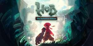 Hob - The Definitive Edition (Nintendo Switch eShop)