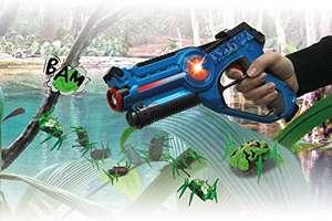 JAMARA Impulse Bug Hunt Set - Laser Tag Infrarottechnik, 4 Waffenarten, für 29,99€ (Amazon & Media Markt Abholung)