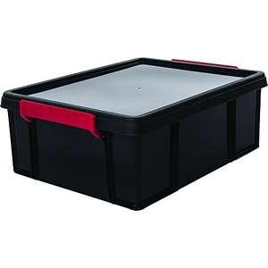 Amazon Basics Aufbewahrungsbox Multi Box 18 Liter (Prime)