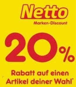 [Netto MD] Rabatt Coupons KW34 (23.08. - 28 08.), bundesweit einsetzbar