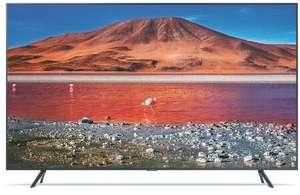 Samsung GU75TU7199UXZG LED TV (75 Zoll (189 cm), 4K UHD, Smart TV, Sprachassistenten, HDR10+, Crystal Display)