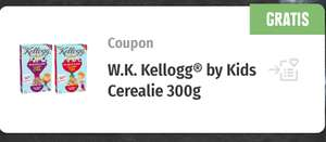 Edeka App(ggf Lokal) Gratis W.K Kellogg by Kids Cerealie 300gr