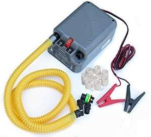 Bravo BST 800 elektronische Luftpumpe pumpen/absaugen