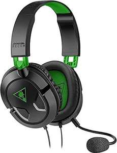 Turtle Beach Recon 50X Gaming Headset - Xbox One, Xbox Series S/X, PS4, PS5, Nintendo Switch und PC [Prime]